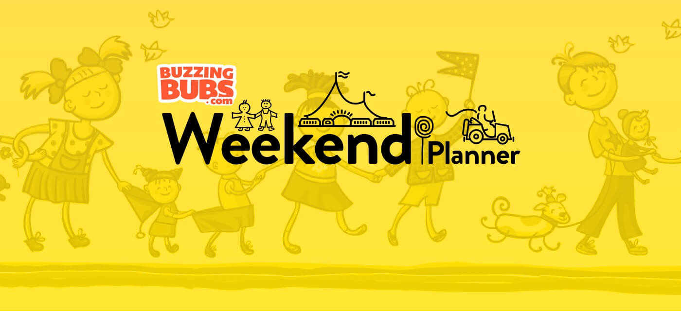 16 Exciting Kids Events to pick from this Weekend! 16th Dec to 17th Dec Cover Image