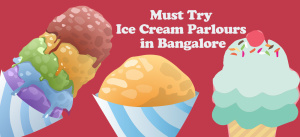 ice cream parlours in Bangalore