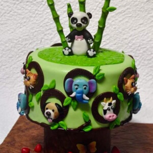 Animal Cake by Itz Yumm