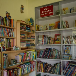 ReadNGrow Kids' Library
