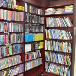 Nool Library for teens