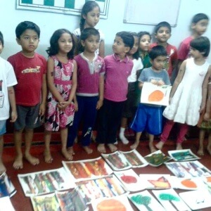 Rainbow Club Kids Library & Activity Centre - Art n craft