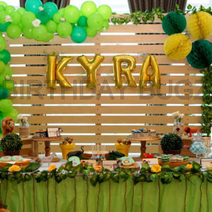 Forest Themes Birthday Party Decor