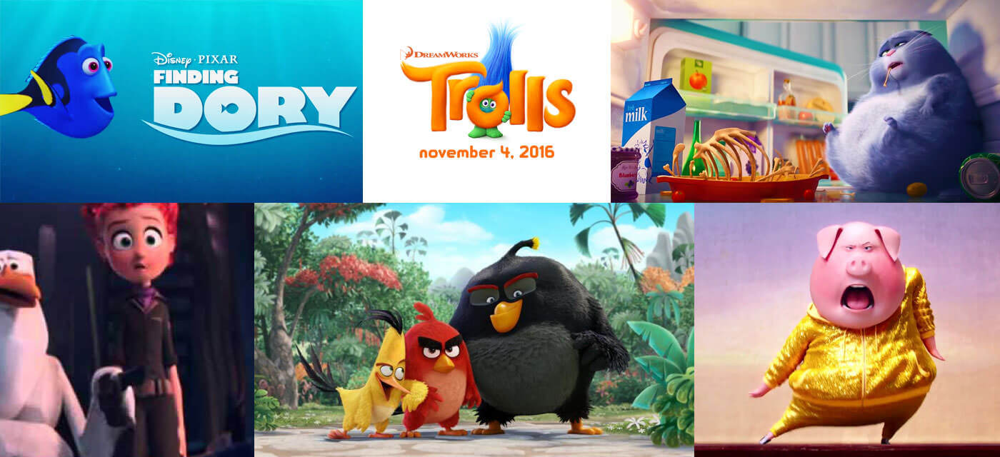 12 top animated movies to watch out for in 2016 cover image