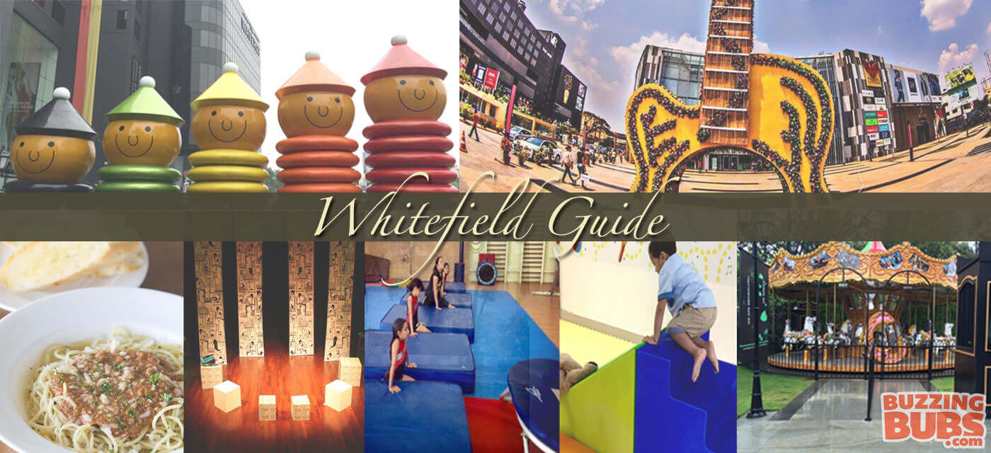 Top places to visit and things to do with kids in Whitefield Cover Image