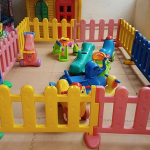 Toddler Playzone at Kidz Kampus