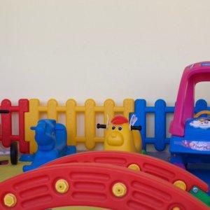 Leap N Bounce Play area