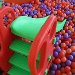 Ball Pool at Leap N Bounce