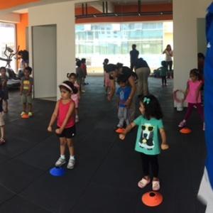 Kids Athletic Program