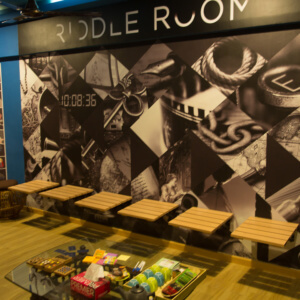 Riddle Room Setup in Koramangala