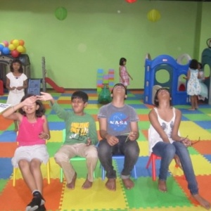 Birthday Party Activity at That Awesome Place