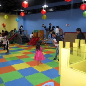 Kids having fun at That Awesome Place