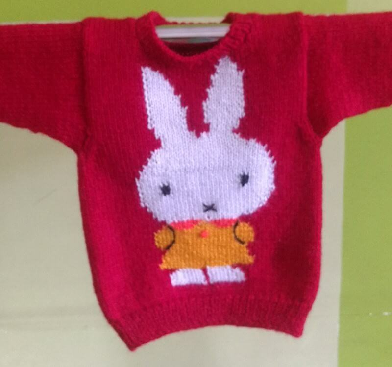 Cheerful Handknits Baby Hand Knitted Woollens