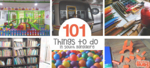 things to do with kids in South Bangalore
