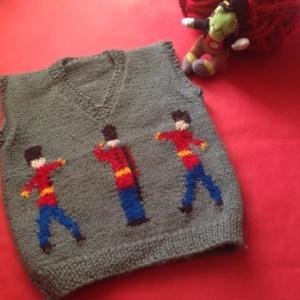 Cheerful Handknits Kids Woollens