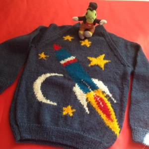 Cheerful Handknits Baby Sweaters