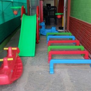 Swings and Slides for Children