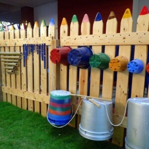 Play Musical Instruments at Little Lamps