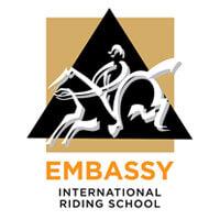Logo of Embassy International Riding School