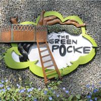 The Green Pocket Logo