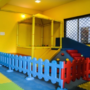 Soft Castle Play at Madagascar Kids