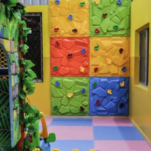 Wall Climbing for Kids at Madagascar Kids