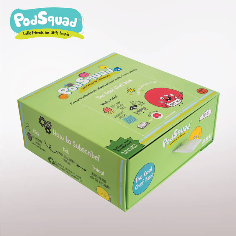 Podsquad Diy Activity Box For Kids Bangalore India