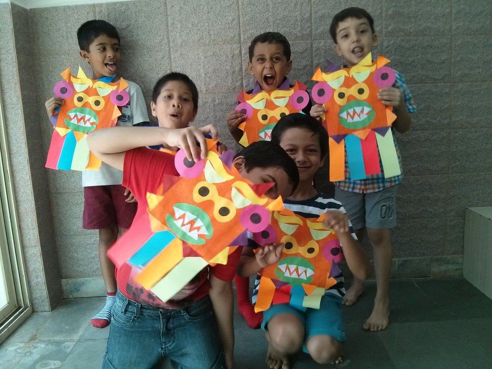 Ileap After School Program Bangalore