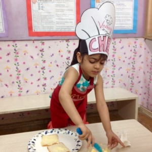 Cooking Workshop at iLeap