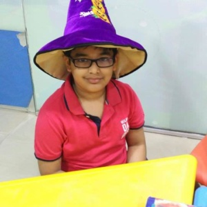 Harry Potter at iLeap