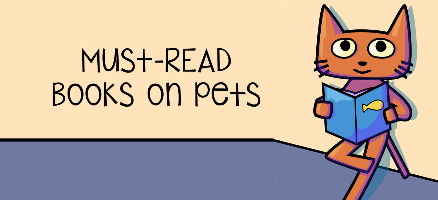 9 Must-read books on pets that your kids will love Cover Image
