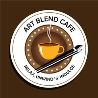 Logo of Art Blend Cafe