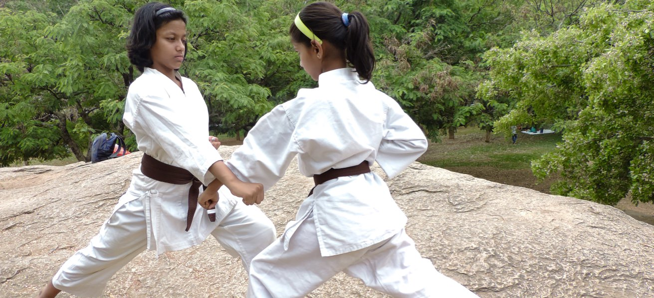 10 Martial Arts classes in Bangalore for kids Cover Image