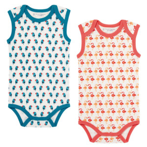Retro Baby Body Suits