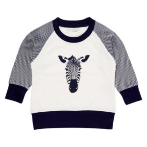 Boys Sweatshirt by Sense Organics