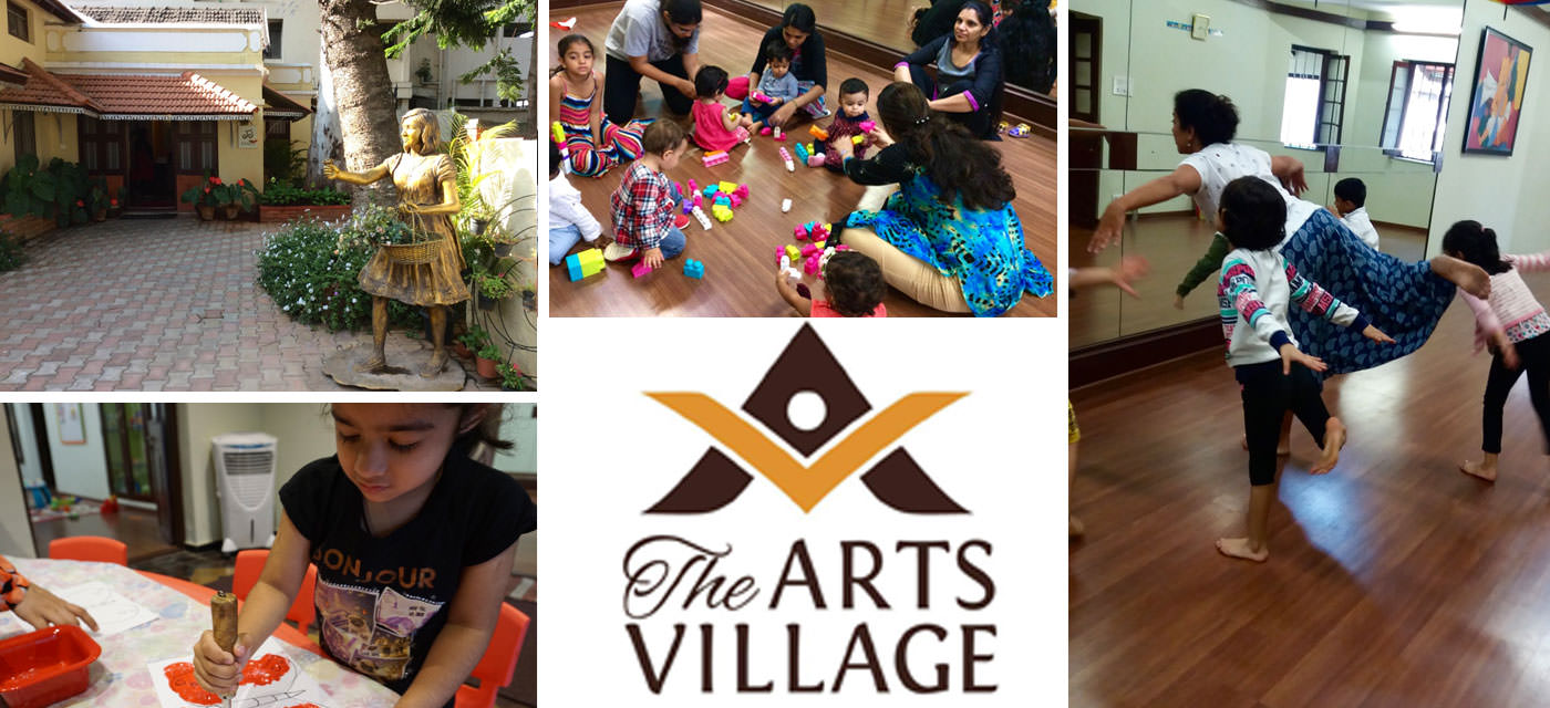 The Arts Village – A unique activity centre for mums & kids alike Cover Image