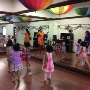 Freestyle Dance for Kids at The Arts Village