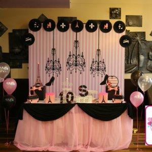 Party Decoration Backdrop