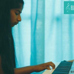 Keyboard Student at BlueTimbre