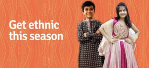 ethnic clothes for kids