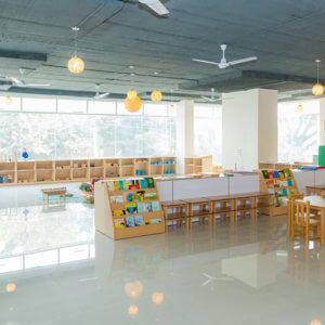 Kidoz Montessori Setup