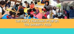 mother-toddler programme