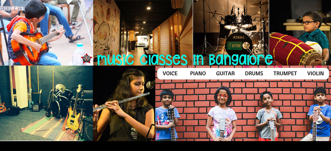 Top 17 Music Classes In Bangalore for Kids Cover Image