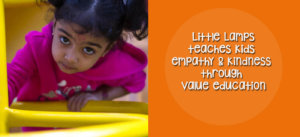 Value education at Little Lamps