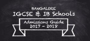 IGCSE and IB Schools Admission