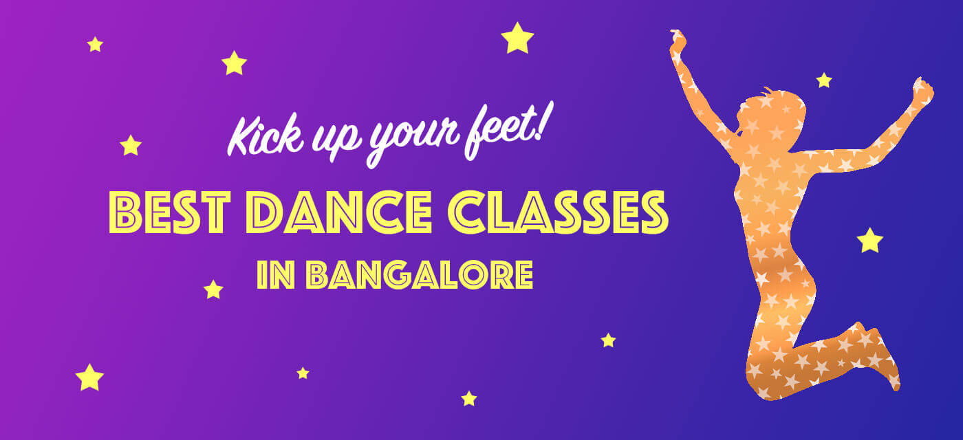 23 Fantastic dance classes for kids in Bangalore Cover Image
