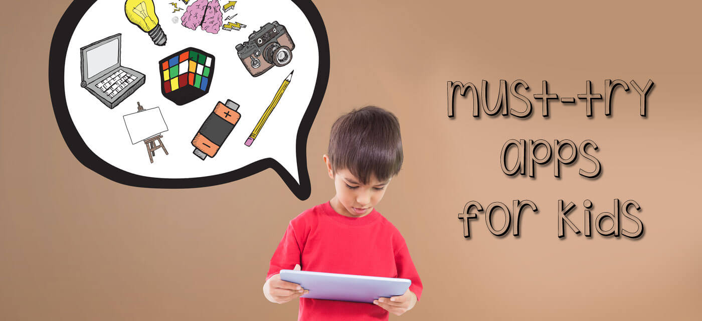 8 Fun learning apps for kids that you must try Cover Image