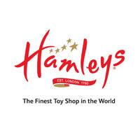 Logo of Hamleys