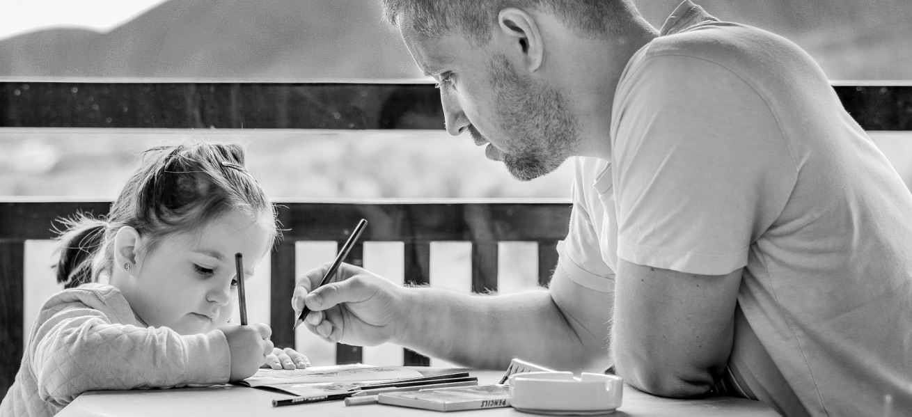 Life Lessons from helping your child with homework Cover Image
