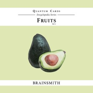 Brainsmith Fruits Cards